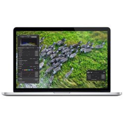 "ноутбук apple macbook pro 15 z0mk001z8 (core i7 2,60ghz, 16gb ddr3, 256gb (ssd), dvd нет, 15.4"", 2880x1800, intel hd graphics 4000, 720p face time hd, dual mic, wifi, bt 4.0, mag safe 2, 2xthunderbolt, 2x usb3, hdmi, headphone port, mac os x) silver"