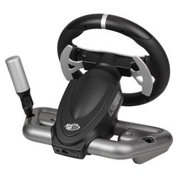 mad catz wireless force feedback wheel for xbox 360
