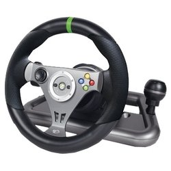���� mad catz wireless racing wheel for xbox 360