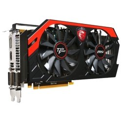 MSI GeForce GTX 770 1098Mhz PCI-E 3.0 2048Mb 7010Mhz 256 bit 2xDVI HDMI HDCP
