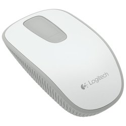 ��������� logitech zone touch mouse t400 white usb (�����)