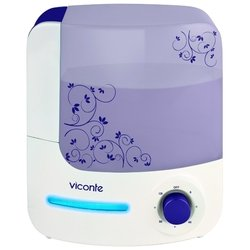 Увлажнитель воздуха Viconte VC-200 (белый/фиолетовый)
