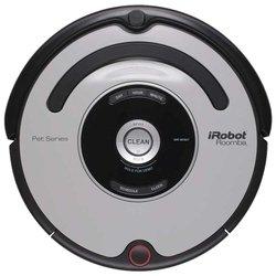 iRobot Roomba 564 (серебристый/черный)