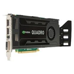 HP Quadro K4000 PCI-E 2.0 3072Mb 192 bit DVI