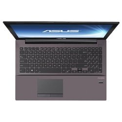 "asus pro essential pu500ca (core i5 3317u 1700 mhz/15.6""/1366x768/4096mb/500gb/dvd нет/intel hd graphics 4000/wi-fi/bluetooth/dos)"