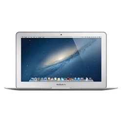 "apple macbook air 11 mid 2013 md712 (core i5 1300 mhz/11.6""/1366x768/4096mb/256gb/dvd нет/wi-fi/bluetooth/macos x) (без русских букв на клавиатуре) :"