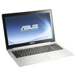 "asus vivobook s500ca (core i7 3517u 1900 mhz/15.6""/1366x768/6144mb/524gb/dvd нет/intel hd graphics 4000/wi-fi/bluetooth/win 8)"