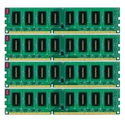 kingmax ddr3 1333 dimm 4gb kit (4*1gb)