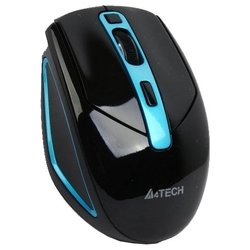 a4tech g11-590hx-3 blue-black usb (черно-голубой)
