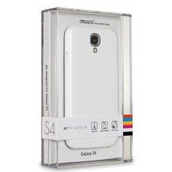 ���� ����� ��� samsung galaxy s4 i9500 / i9505 air case deppa (�����) + �������� ������