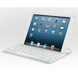 logitech ultrathin keyboard cover white bluetooth 2.0 для ipad (белый)