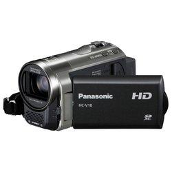 Panasonic HC-V10 (black 1xMOS 70x IS opt 2.7 720p SDXC+SDHC Flash)