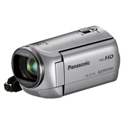 panasonic hc-v110 (silver 1xmos 38x is opt 2.7 1080i sdhc flash)