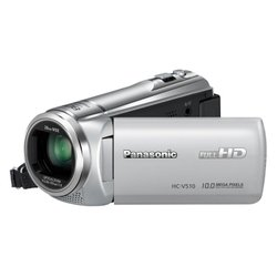 panasonic hc-v510 (silver 1xmos 50x is opt 3 touch lcd 1080i sdhc flash)