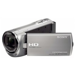 sony hdr-cx220e (silver 1cmos 27x is el 2.7 touch lcd 1080p sdhc+ms pro duo flash)