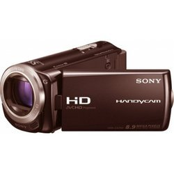 sony hdr-cx250e (brown 1cmos 30x is opt 3 touch lcd 1080p sdhc+ms pro duo flash)