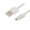 Кабель USB - microUSB (Greenconnect GCR-51134) (белый)