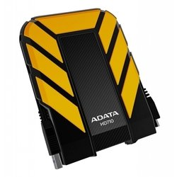 adata dashdrive durable hd710 500gb (желтый)