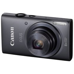 canon digital ixus 140 (grey 16mpix zoom8x 3 720p sdhc ccd 1x2.3 is opt 0.7fr/s hdmi wifi nb-11l)