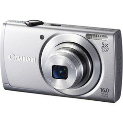 "��������� canon powershot a2600 (silver +4gb sd, +case 16mpix zoom5x 3"" 720p sdhc is el nb-11l)"