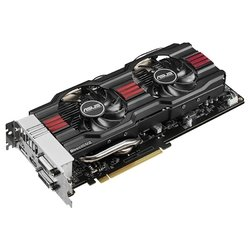 Видеокарта ASUS GeForce GTX 770 1058Mhz PCI-E 3.0 2048Mb 7010Mhz 256 bit 2xDVI HDMI HDCP (GTX770-DC2OC-2GD5) RTL