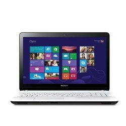 "sony vaio svf1521x1r/w (core i5 3337u 1800 mhz/15.5""/1366x768/6144mb/750gb/dvd-rw/wi-fi/bluetooth/win 8 64) (белый)"