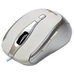 DeTech DE-5051G 6D Mouse White-Silver USB