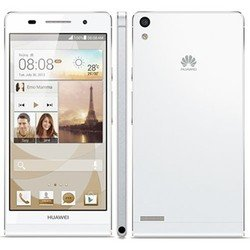 huawei ascend p6 (белый) :::