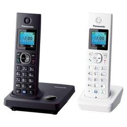 Panasonic  KX-TG7852 (черный/белый)