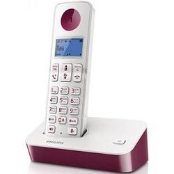 Philips D 2051WP/51 (белый/фиолетовый)
