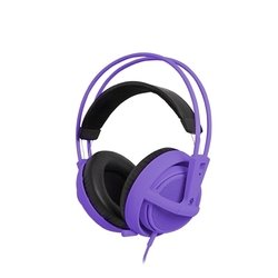 steelseries siberia full-size headset v2 (фиолетовый)