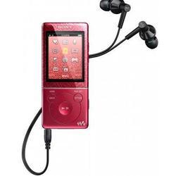 Sony NWZ-E474 (Красный)