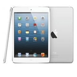 Apple iPad mini 64Gb Wi-Fi + Cellular White MD539 (белый) :