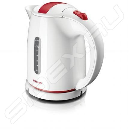 Чайник Philips HD4646/40 White-Red