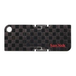 sandisk cruzer pop checkerboard 8gb (шахматная доска)