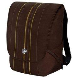 Crumpler Messenger Boy Stripes Half Photo Backpack - Large (коричневый)