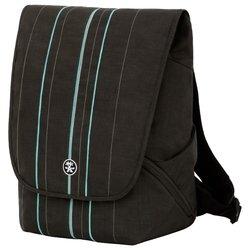 Crumpler Messenger Boy Stripes Half Photo Backpack - Large (серый)