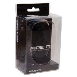 gigabyte wireless aire m58 black