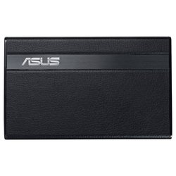 asus leather ii external hdd usb 3.0 500gb (черная кожа)