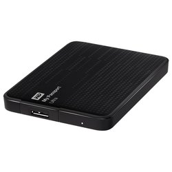 Western Digital WD My Passport Ultra 1TB WDBJNZ0010BBK-EEUE (WDBZFP0010BBK) 1000GB (черный)