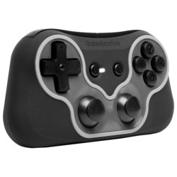 steelseries free mobile wireless controller (черный)
