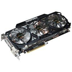 GIGABYTE GeForce GTX 770 1137Mhz PCI-E 3.0 4096Mb 7010Mhz 256 bit 2xDVI HDMI HDCP