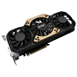 Palit GeForce GTX 780 902Mhz PCI-E 3.0 3072Mb 6008Mhz 384 bit 2xDVI HDMI HDCP RTL