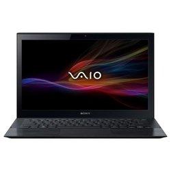 "Sony VAIO SVP1121X9R/B (Core i5 4200U 1600 Mhz/11.6""/1920x1080/4096Mb/128Gb/DVD нет/Wi-Fi/Bluetooth/Win 8 Pro 64) (черный)"