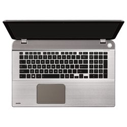 "toshiba satellite p70-a-k5m (core i7 4700mq 2400 mhz/17.3""/1920x1080/8192mb/1000gb/dvd-rw/wi-fi/bluetooth/win 8 64)"