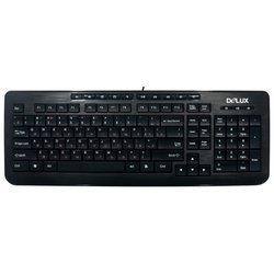 Delux DLK-3100 Black USB