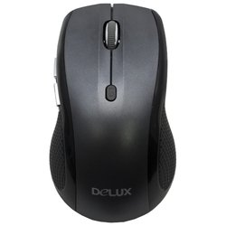 Delux DLM-528G Black-Grey USB