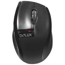 Delux DLM-526G Black USB