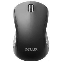 Delux DLM-391G Black USB