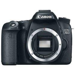 Canon EOS 70D Body (black 20Mpix 3 1080p SD Li-Ion)
